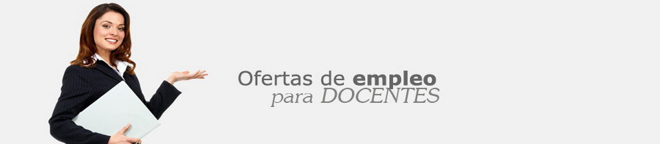 BOLSA EMPLEO DOCENTE