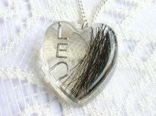 Horse Hair Name Jewellery