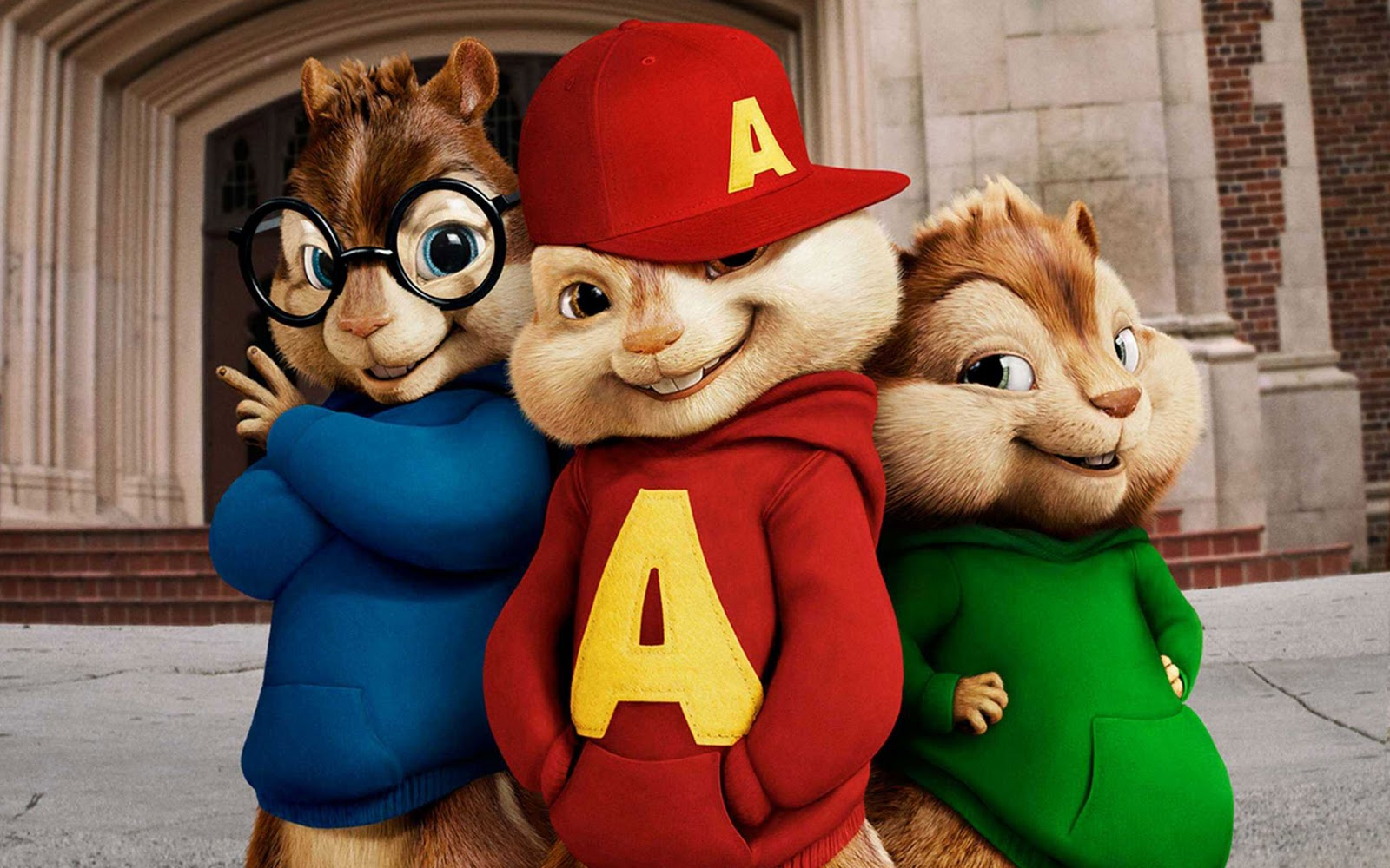 alvin and the chipmunks wallpapers - Alvin and the Chipmunks Wallpapers mob