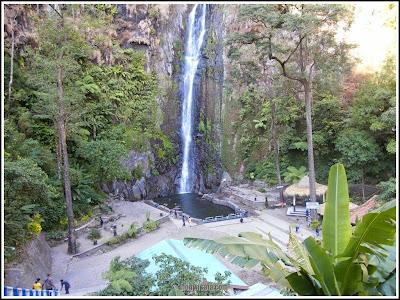 sedudo waterfall nganjuk east java indonesia