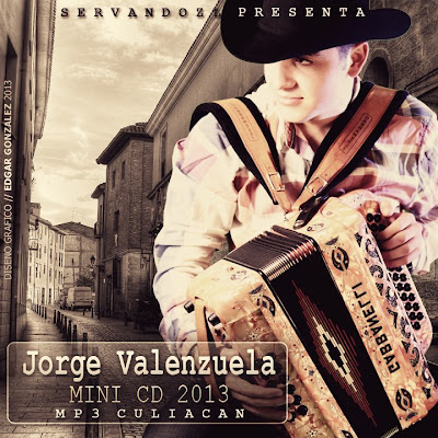 Jorge Valenzuela - Mini CD 2013