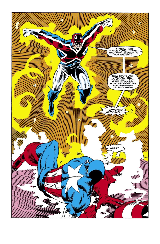 Captain America (1968) Issue #305 #233 - English 12