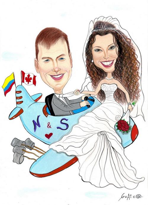 Matrimonio Catolico Caricatura : Encargosguaico caricaturas matrimonio