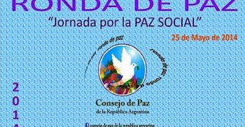 Ronda de Paz - Jornada por la PAZ SOCIAL