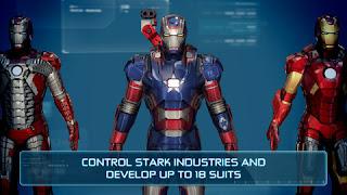 Download Game Iron Man 3 Untuk Android dan iOS