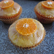 Mandarin Orange Tea Cakes inspired by The Sothrifticate (mandarin orange tea cakes )