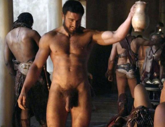 Famosos Atores Da S Rie Spartacus Pletamente Pelados