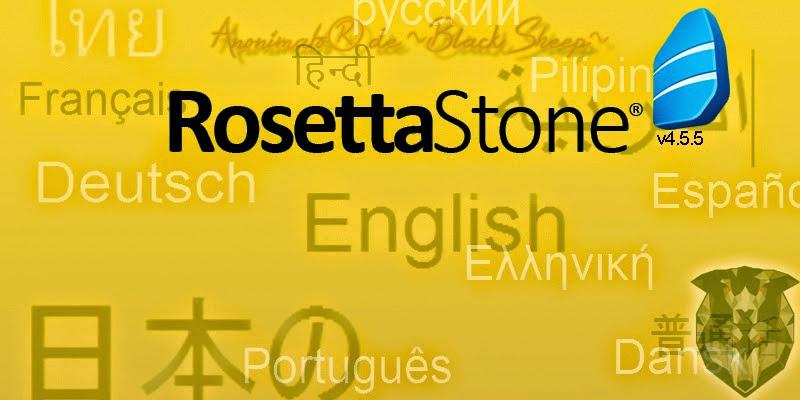 Descargar: Rosetta Stone 4.5.5