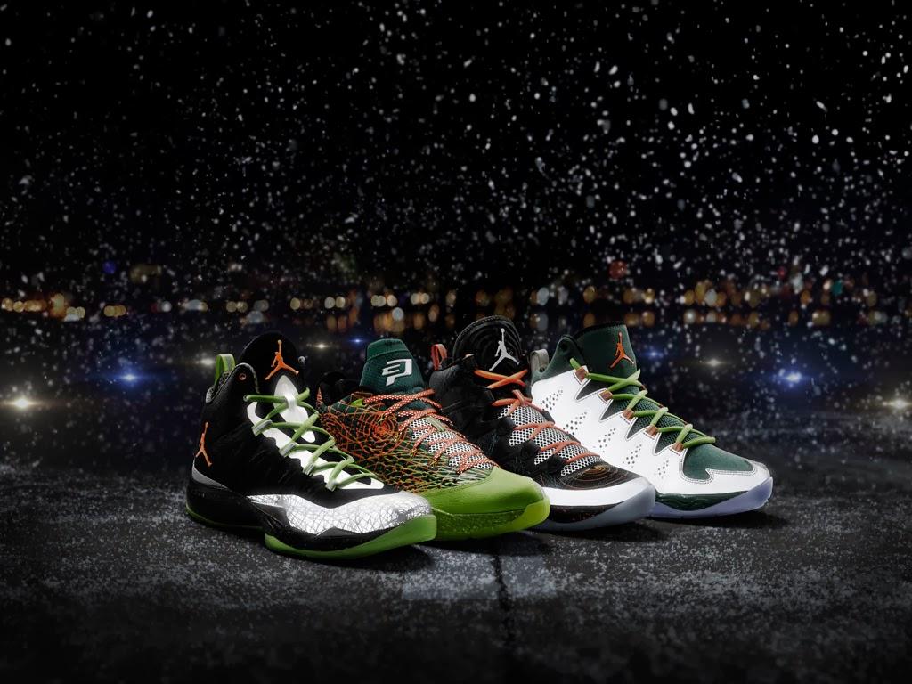 Jordan Brand Christmas Pack-\