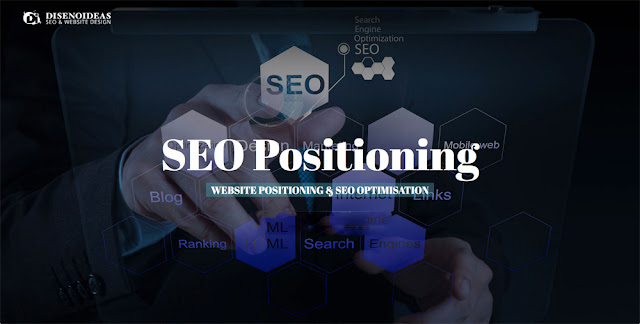 seo positioning and web marketing - search engine optimisation