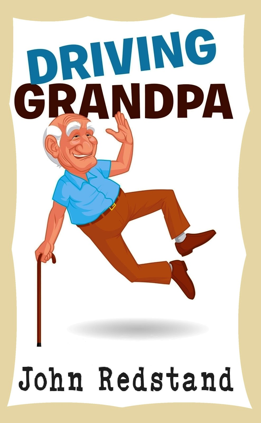Driving Grandpa by John Redstand
