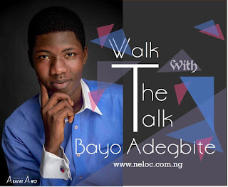God, Music and Man: Walk The Talk with Bayo Adegbite
