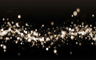 Particles Lights HD Wallpaper