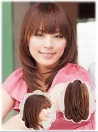 Model Rambut Wanita Sebahu Ala Korea 10