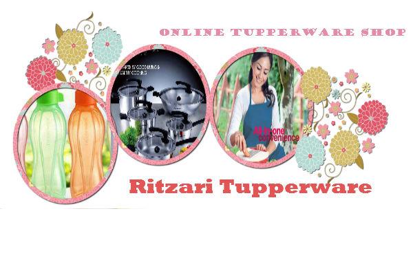 Tupperware & Me