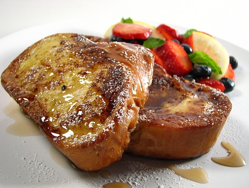 Favorite Recipes: Challah French Toast