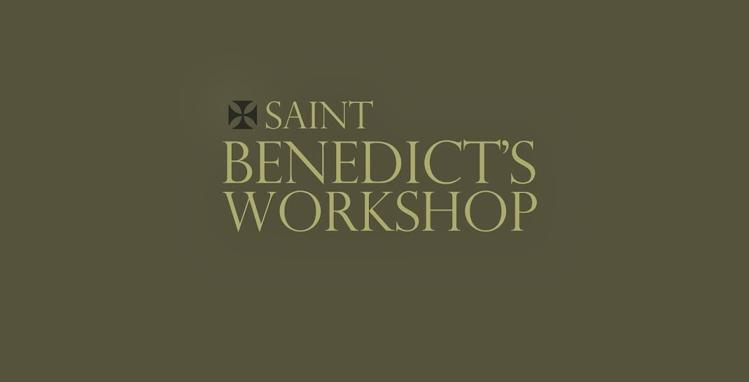 Saint Benedict's Workshop SACRED ICONS