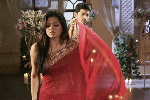 dhami drashti dhami hot in saree drashti dhami hot in saree