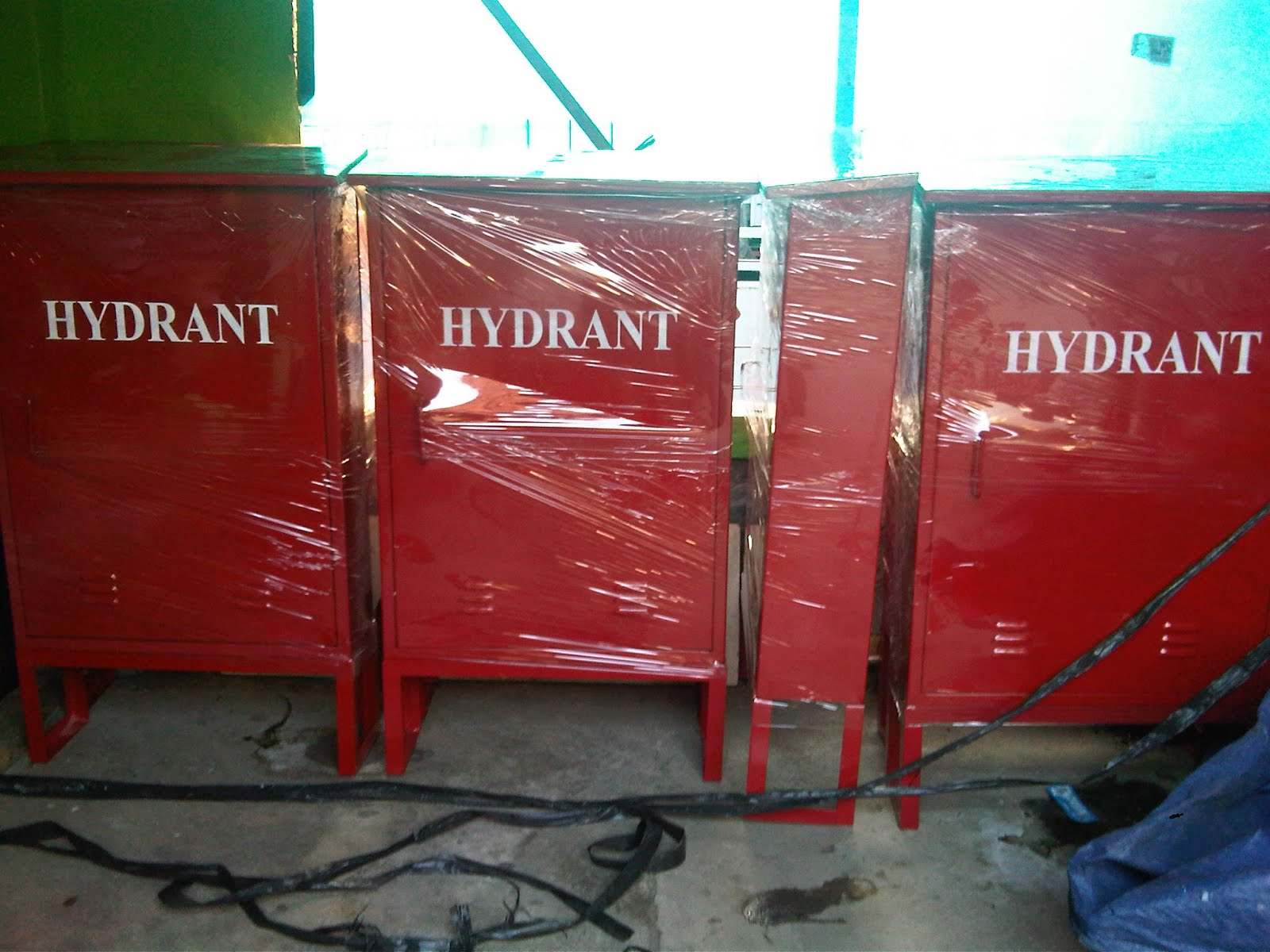 Hydrant  Equipment