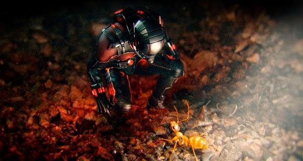 Fotografías de Ant-Man