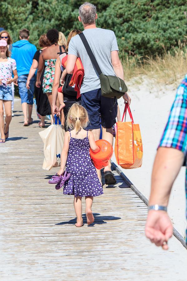 Amalie loves Denmark - Dueodde Strand auf Bornholm