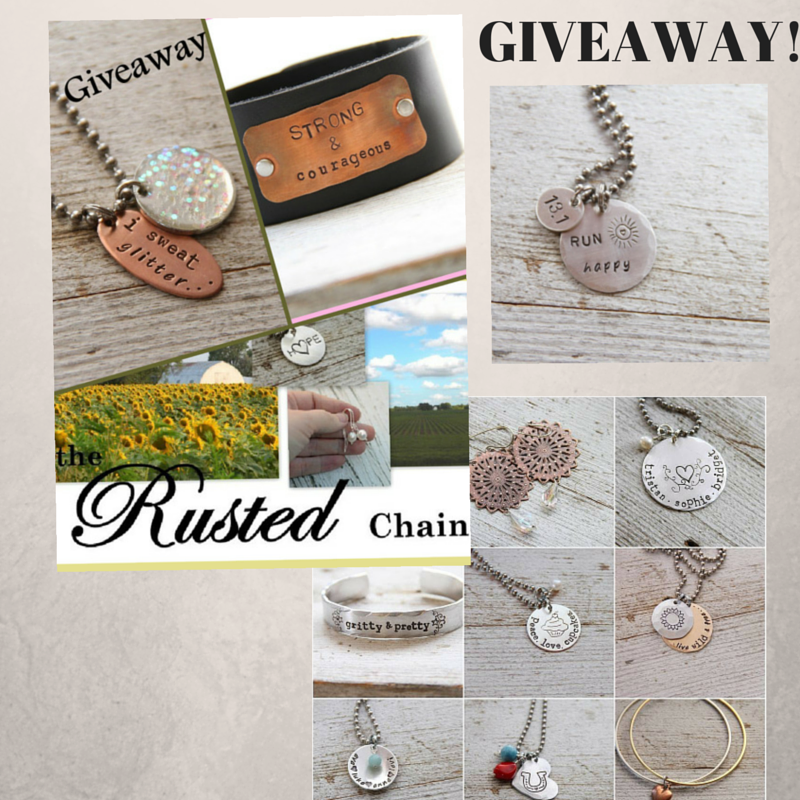 GIVEAWAY! The Rusted Chain