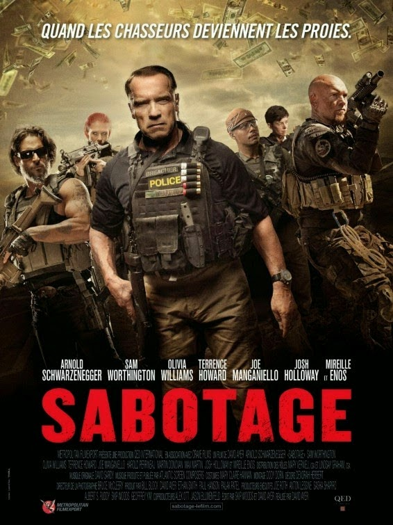 Filme Sabotage Legendado AVI BDRip