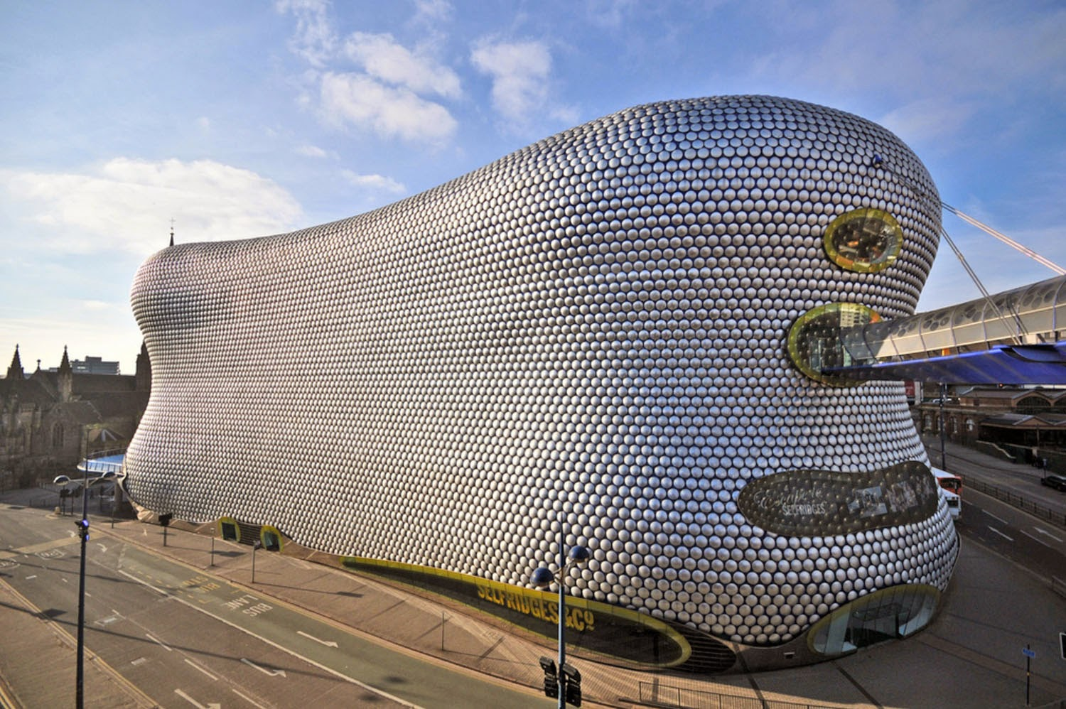 Selfridges Birmingham, UK