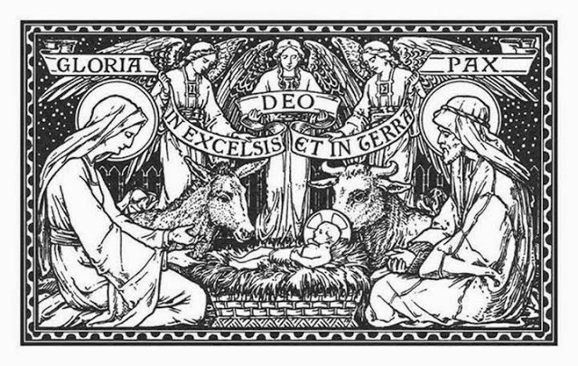 Image Result For Religious Christmas Coloring