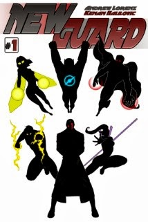 Featured Book: New Guard #1