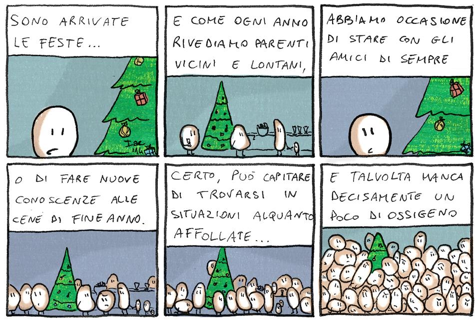 cancro angiogenesi AIRC vignetta Iacopo Leardini