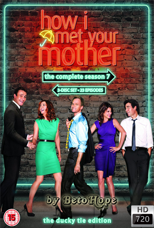 How I Met Your Mother Temporada 7 [720p] [Ingles Subtitulado] [MEGA]