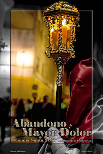 cartel de la hermandad semana santa 2011