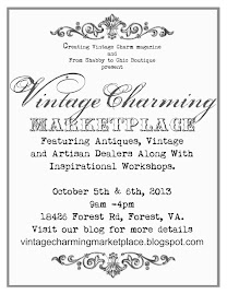 Vintage Charming Marketplace