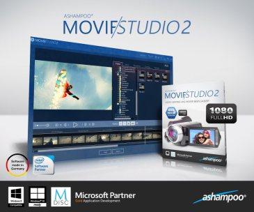 ashampoo movie studio pro 2 key