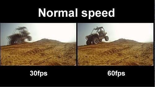 60 frames por segundo