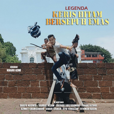 Legenda Keris Hitam Bersepuh Emas (2015) - Full Telemovie