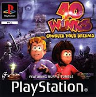 Free Download Games 40 winks PSX ISO Untuk KOmputer Full Version ZGASPC