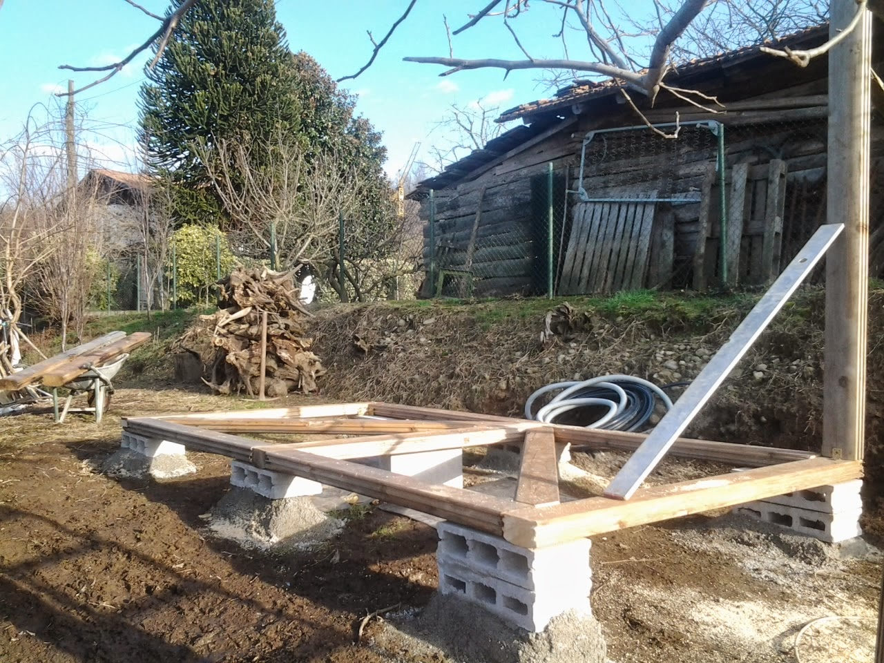 122 platea per casa in legno blog costruzione casa in