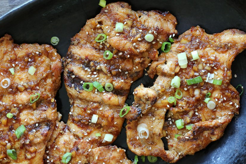 Korean Grilled Chicken Breasts Recipe - Kusina Master Recipes