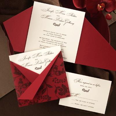 Unique Wedding Ideas DIY Invitations Make The
