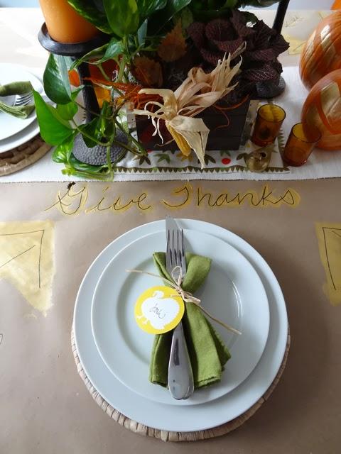 Thanksgiving decor turkey tablescapes revamp homegoods