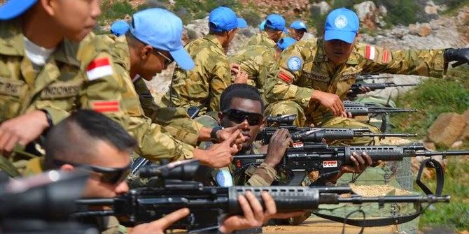 Personel TNI AD Naik Pangkat Setelah Temukan Alat Sadap Israel
