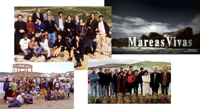 TVG emitiu a serie Mareas Vivas entre 1998 e 2002
