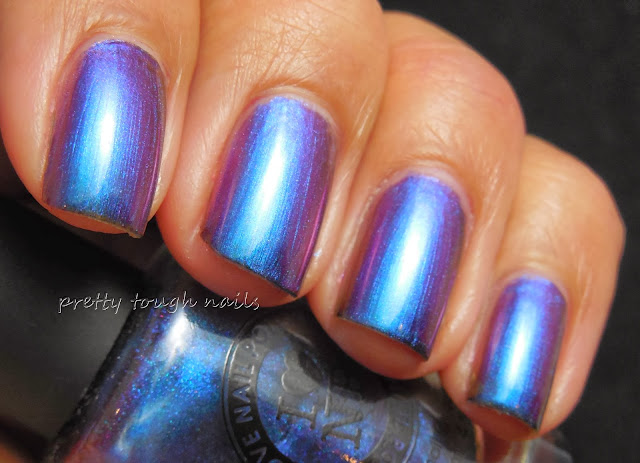 I Love Nail Polish Birefringence