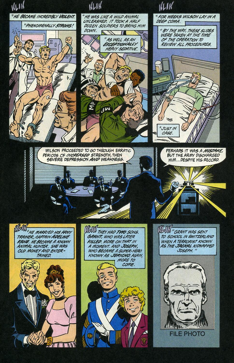 Deathstroke (1991) Issue #2 #7 - English 29