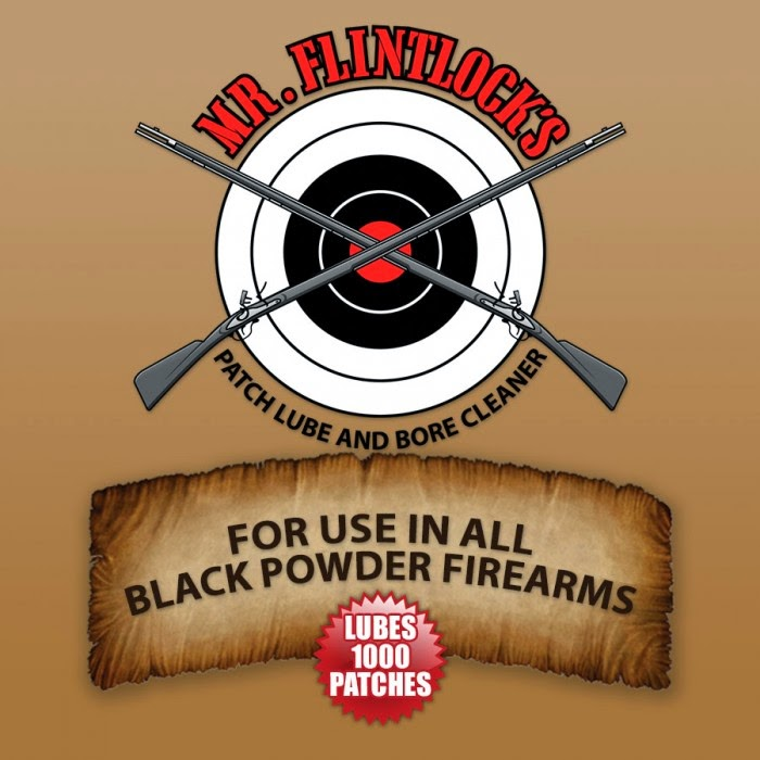 Mr. Flintlocks Patch Lube