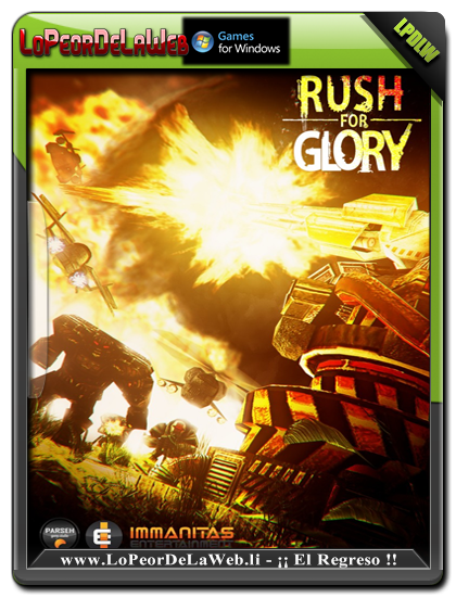 Rush for Glory Multilenguaje (Castellano)
