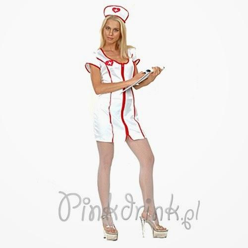 Ostry dyżur na panieńskiej imprezie - wkraczają sexy pielęgniarki! ;)