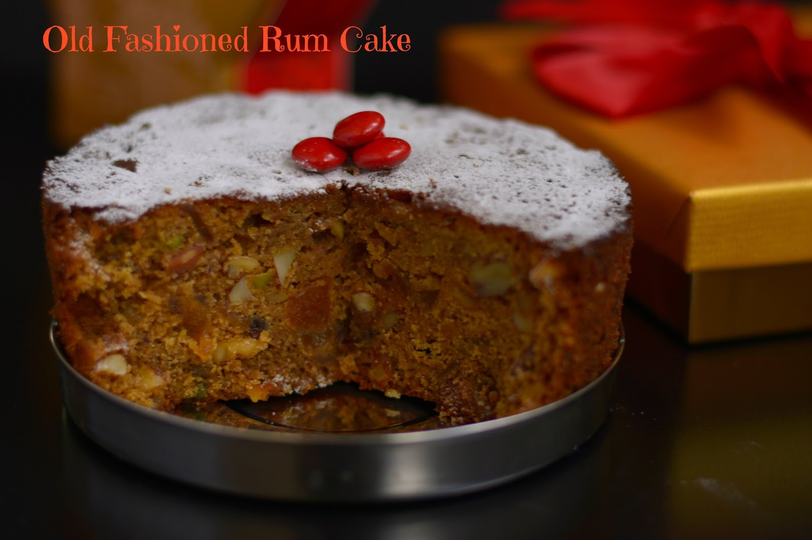 What Alcohol Is Used In Christmas Cake